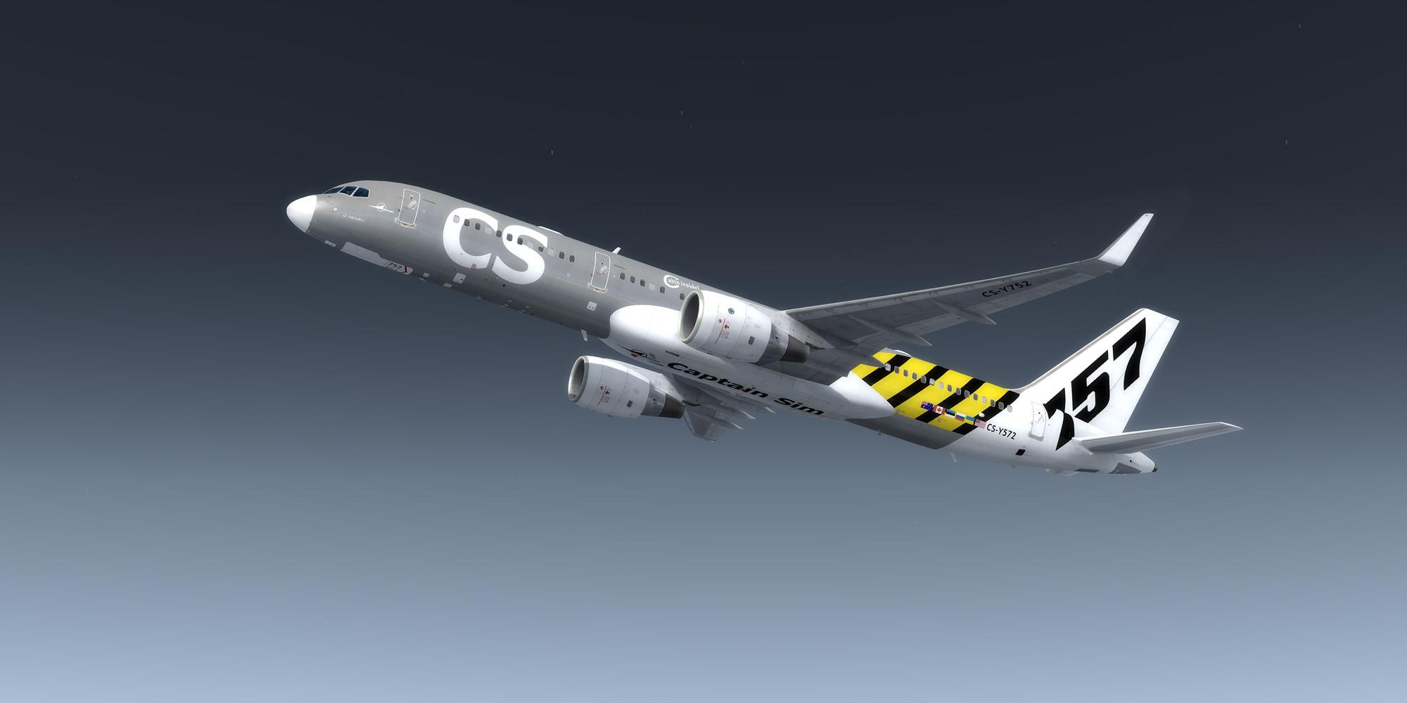 757 CAPTAIN III
