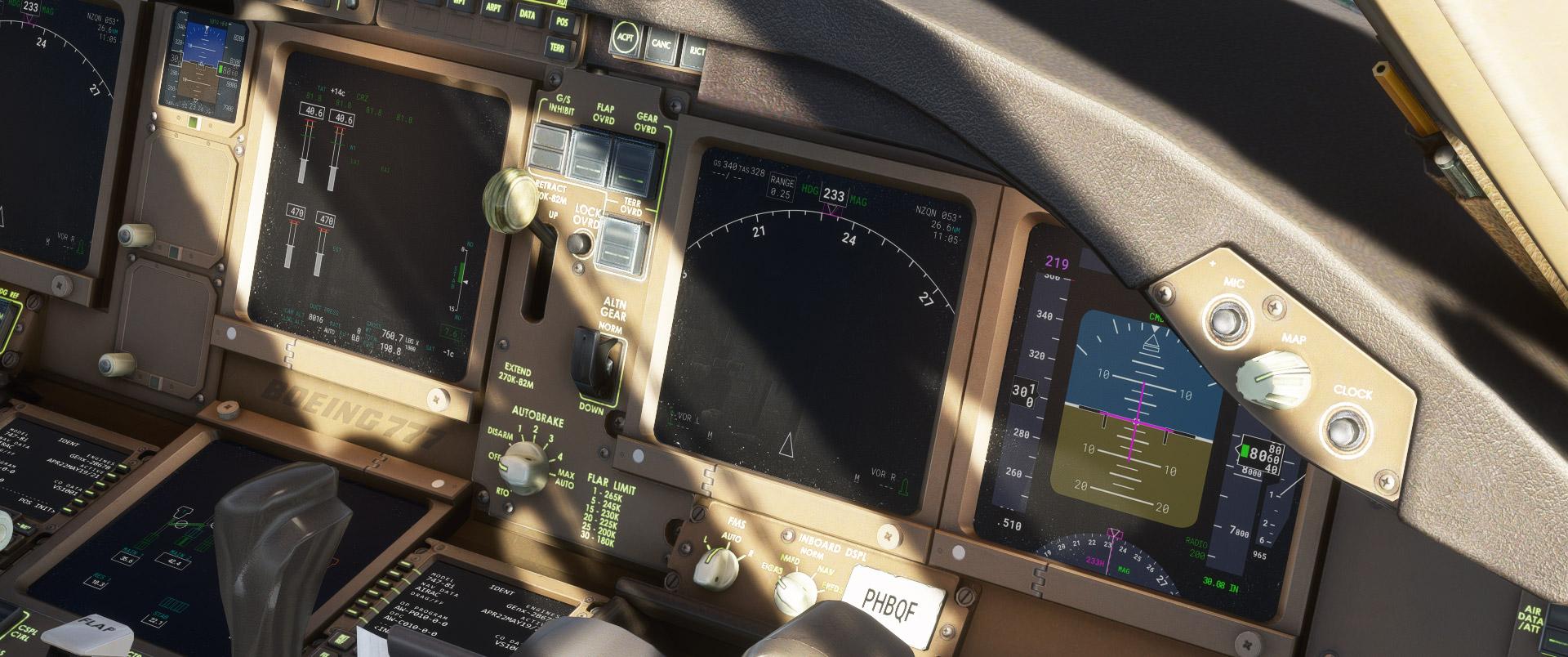 Boeing 777 MSFS2020